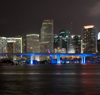 500px Photo ID: 118238869 - A look at downtown Miami