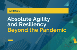 WEBSITE ABSOLUTE AGILITY AND RESILIENCY BEYOND THE PANDEMIC